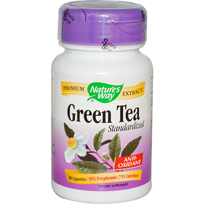 Green Tea Standardized Review