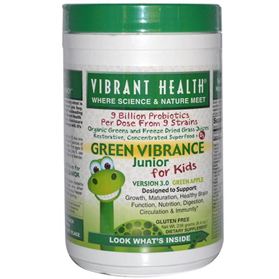 Green Vibrance Junior Review