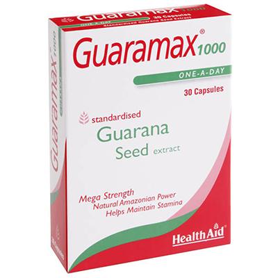 HealthAid Guaramax Review