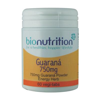 Bionutrition Guarana Review