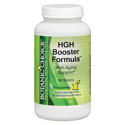 HGH Booster Formula Review
