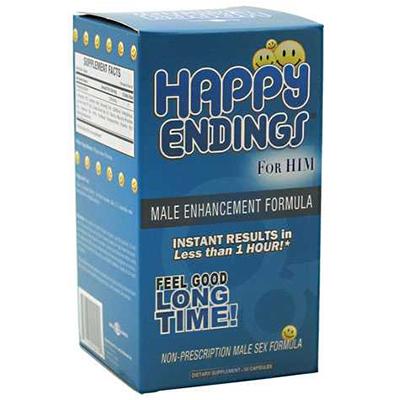 Happy Endings Review