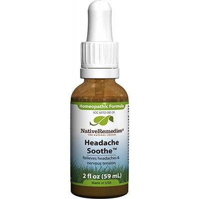 Native Remedies Headache Soothe Review