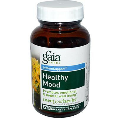 Gaia Herbs Healthy Mood Review