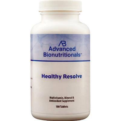 Healthy Resolve