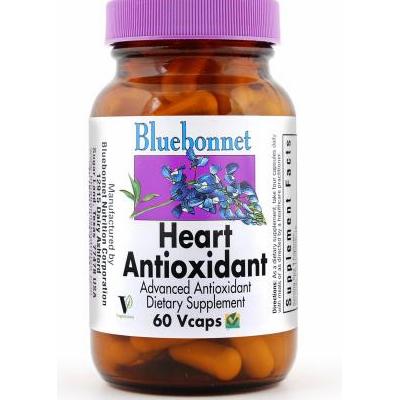 Bluebonnet Heart Antioxidant Review