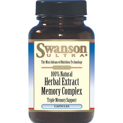 Herbal Extract Memory Complex Review