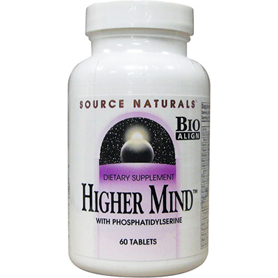 Higher Mind Source Naturals