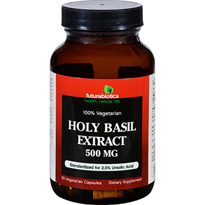 Holy Basil Extract Review
