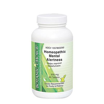 Homeopathic Mental Alertness Formula Review