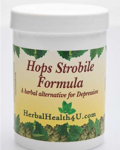 Hops Strobile Formula