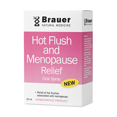 Brauer Hot Flush and Menopause Relief Review