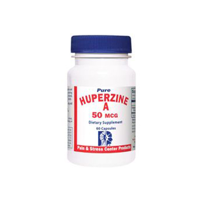 The Pain and Stress Management Center Huperzine Review