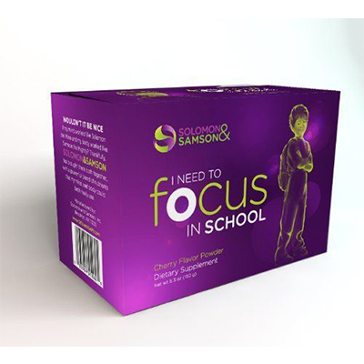 I Need to Focus in School Review