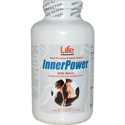 InnerPower with Stevia Review