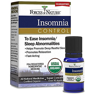 Insomnia Control Review
