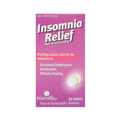 Insomnia Relief Review