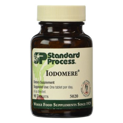 Standard Process Iodomere Review