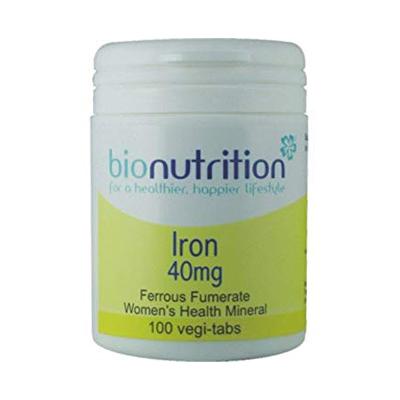 Bionutrition Iron