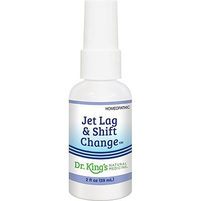 Jet Lag & Shift Change Review