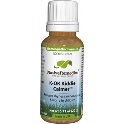 K-OK Kiddie Calmer Review