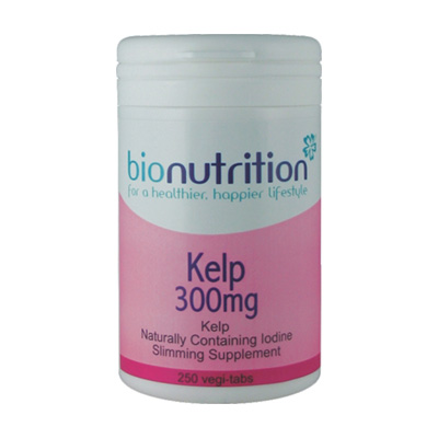 Bionutrition Kelp Review