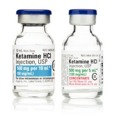 Ketamine Review