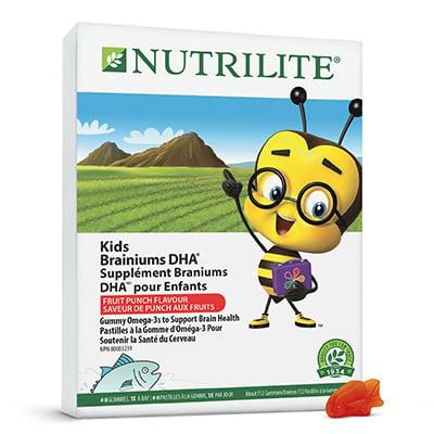 Nutrilite Brainium DHA Review