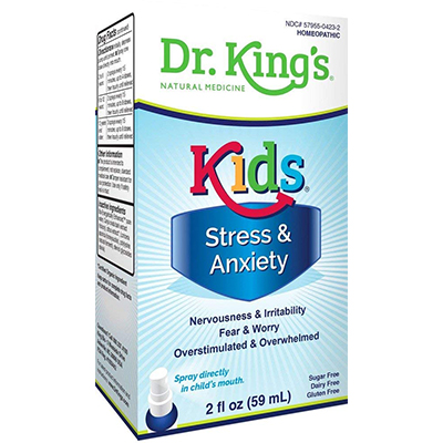 Kids Stress & Anxiety Review