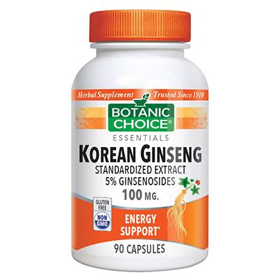 Botanic Choice Korean Ginseng Review