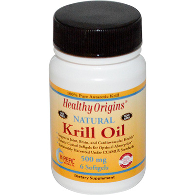 Healthy Origins Krill Oil Review