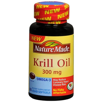 Nature Made Krill Oil Review