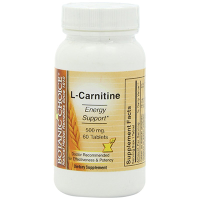 Botanic Choice L-Carnitine Review