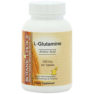Botanic Choice L-Glutamine Review
