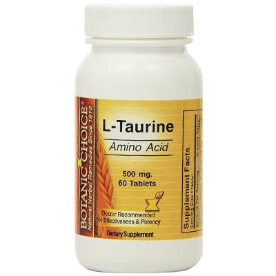 Botanic Choice L-Taurine Review