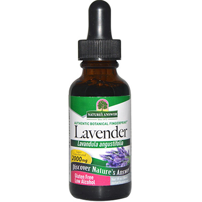 Nature's Answer Lavender Review