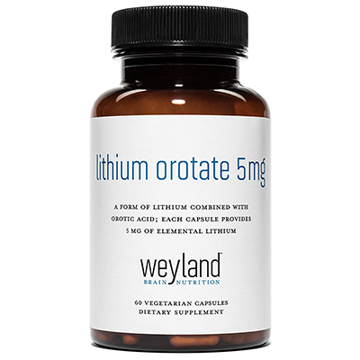 Lithium Orotate Review