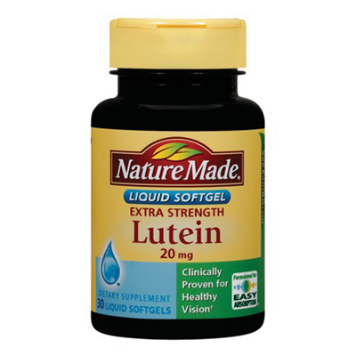 Nature Made Lutein Review