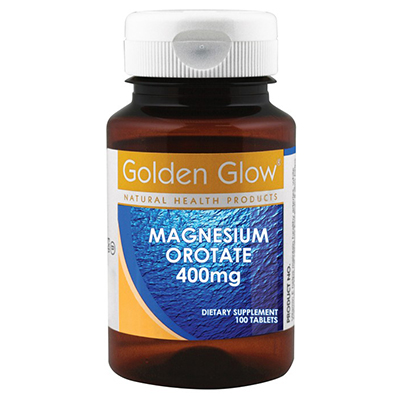 Golden Glow Magnesium Orotate Review