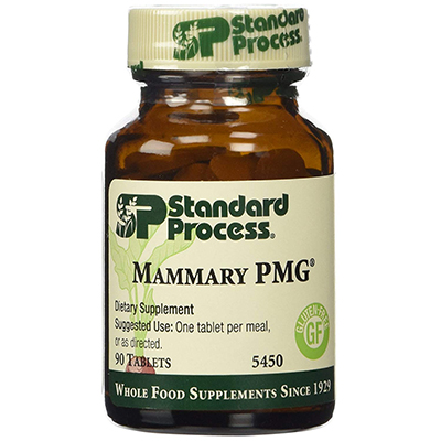 Standard Process Mammary PMG Review