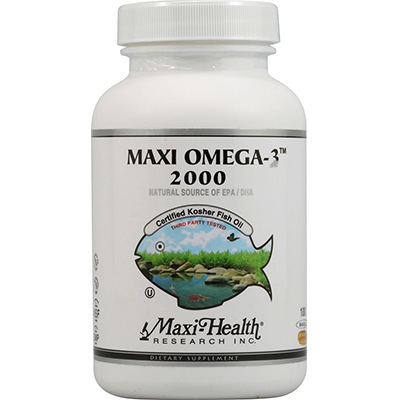 Maxi Omega-3 Focus Formula Review