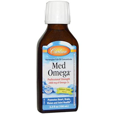 Med Omega Fish Oil Review