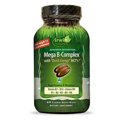 Mega B-Complex Review