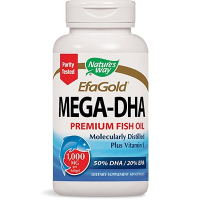 Mega-DHA Review