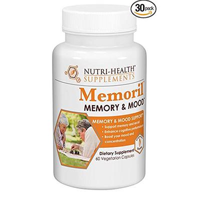 Memoril Memory & Mood Review