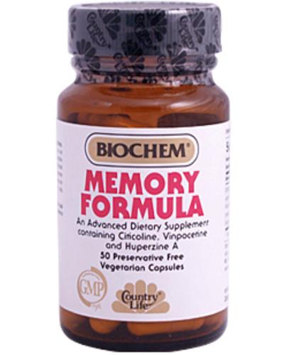 Biochem Memory Formula