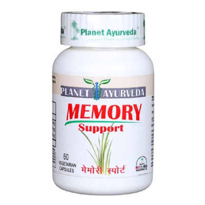 Planet Ayurveda Memory Support Review