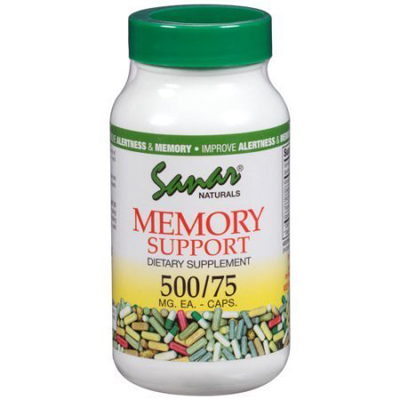 Sanar Naturals Memory Support Review
