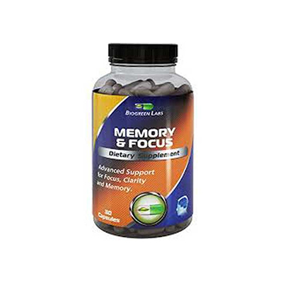 Biogreen Labs Memory & Focus Review