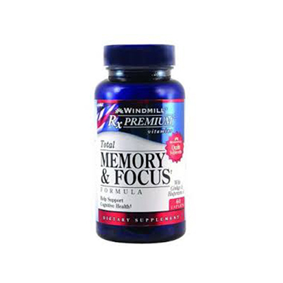Rx Premium Memory & Focus Review